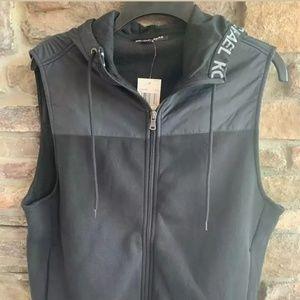 Michael Kors Sweatshirt hooded vest